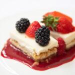 CHEESE-CAKE AI FRUTTI ROSSI